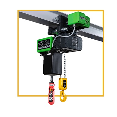 Chains-Hoist-ST-STAHL-Crane-Systems
